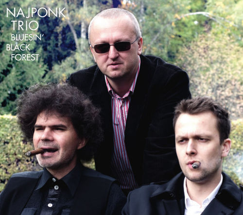 Najponk Trio - Bluesin' Black Forest